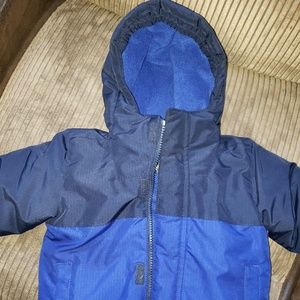 Childrens place double layer coat